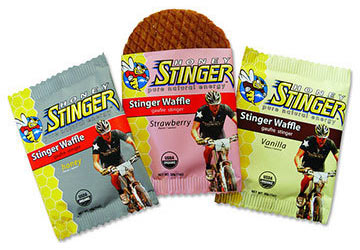 Honey Stinger Organic Stinger Waffle Size: Single Serving