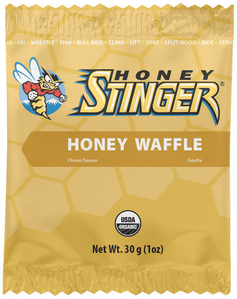 Honey Stinger Organic Stinger Waffle Flavor | Size: Honey | Single Serving