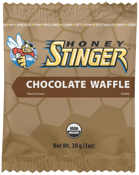 Honey Stinger Organic Stinger Waffle Flavor | Size: Chocolate | Single Serving