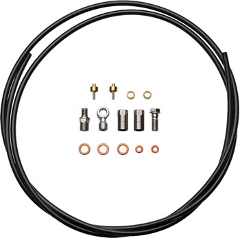 Hope Hydraulic Brake Line Kit