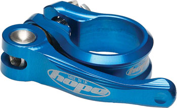 Hope QR Seatclamp Color: Blue