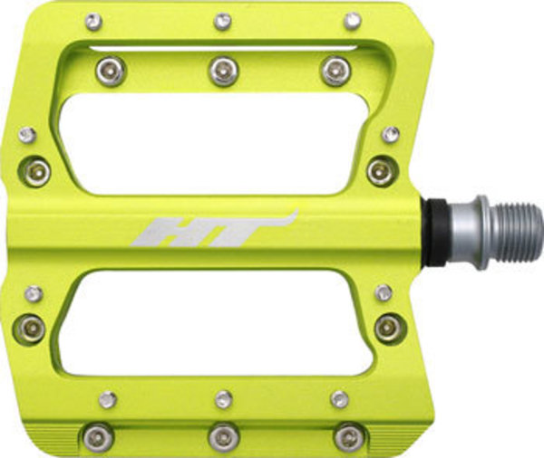 HT Pedals AN14A Nano Pedals Color: Apple Green