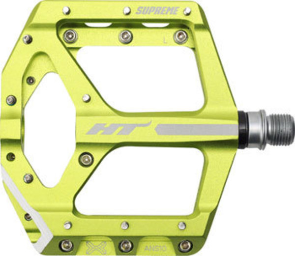 HT Pedals ANS10 Supreme Pedals Color: Apple Green