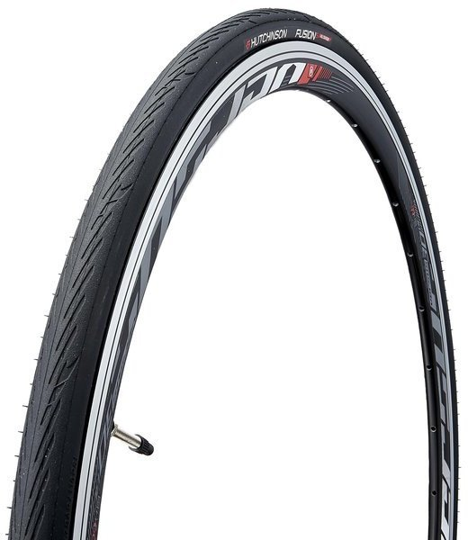 Hutchinson Fusion 5 All Season Tubeless 700c Color: Black