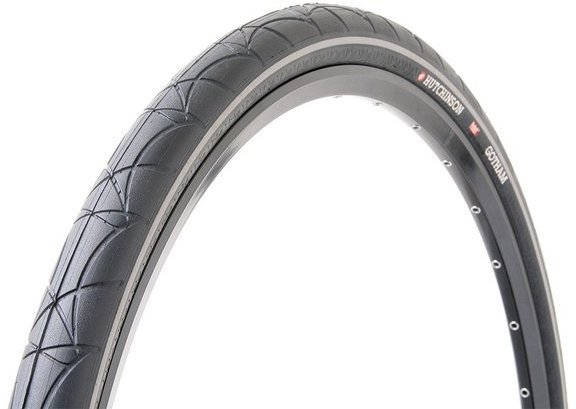 Hutchinson Gotham 700c Color: Reflex Black