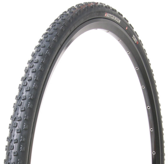 Hutchinson Toro Tubeless CX 700c Tire Color | Size: Black | 700 x 32c