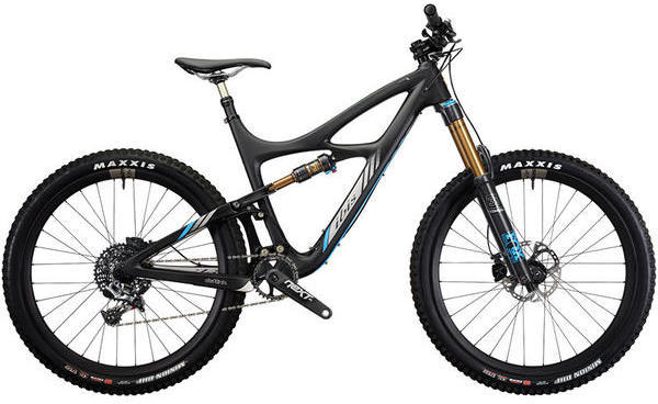 Ibis Mojo HD3 (Deore XT Werx) Price listed is for bike as defined in Specifications (image may differ).