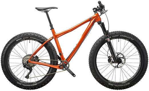 Ibis Trans-Fat (Deore XT 1X) Price listed is for bike as defined in Specifications (image may differ).