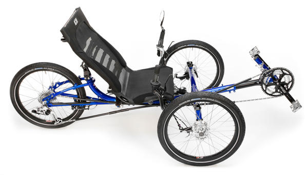 Ice Trikes Adventure 20 Heavy Duty Suspension Price listed is for trike as defined in Specifications (image may differ).