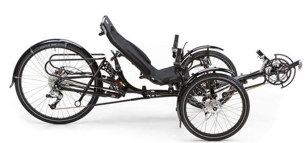 Ice Trikes Adventure 26 Suspension Price listed is for trike as defined in Specifications (image may differ).