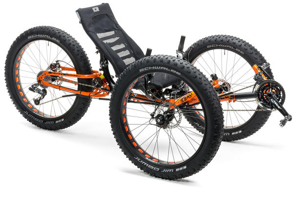 Ice Trikes Full Fat 26 Suspension