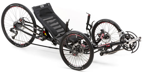 Ice Trikes Sprint 26 Suspension