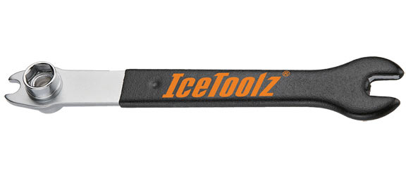 IceToolz 15mm Combination Pedal Wrench