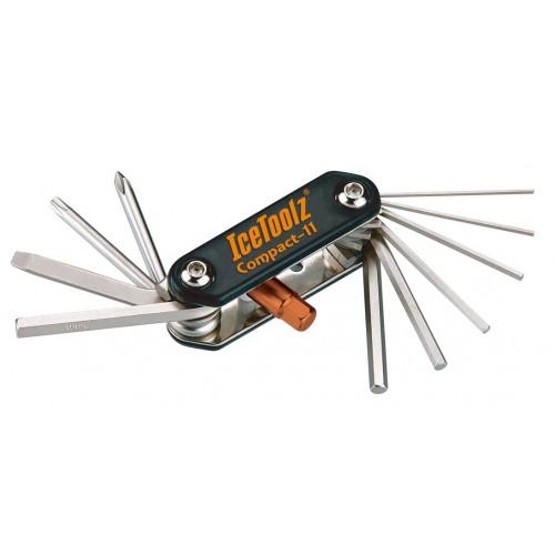 IceToolz Compact-11 Multi-Tool