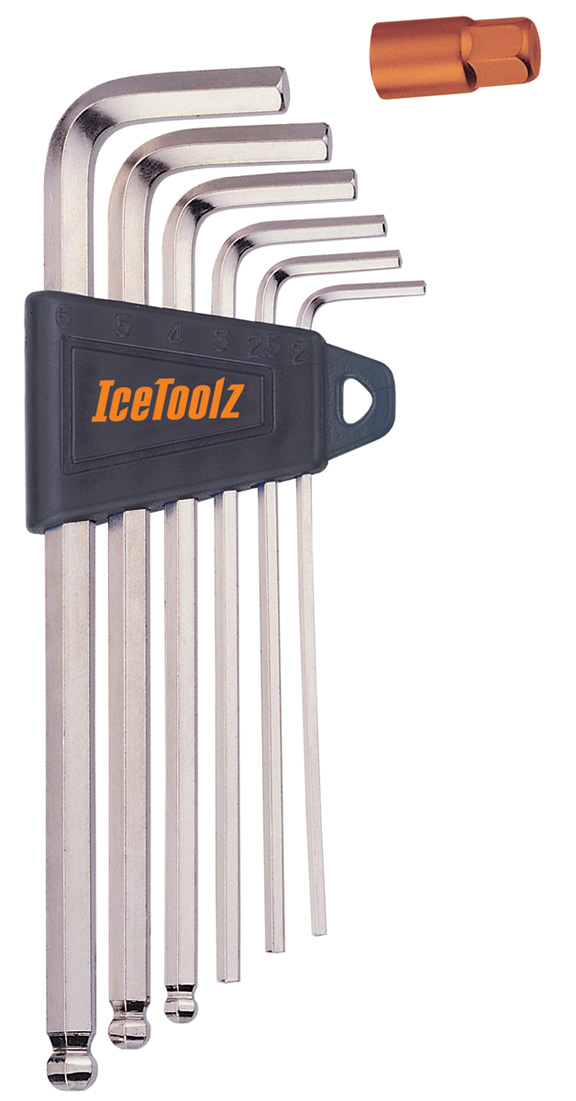 IceToolz Hex L-Wrench Set
