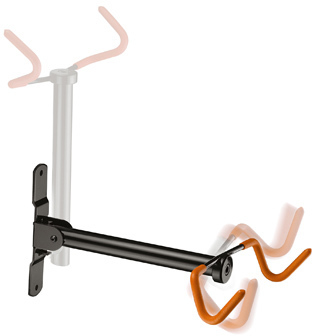 IceToolz Storage Rack, Hook Angle Adjustable