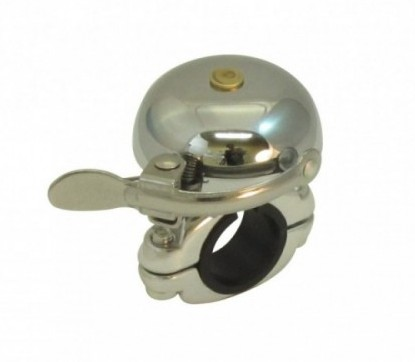 Incredibell Crown Bell Color: Chrome