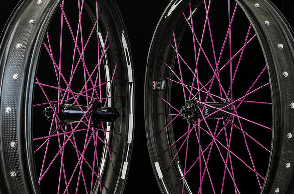 Industry Nine BigRig Carbon Fatbike Wheelset