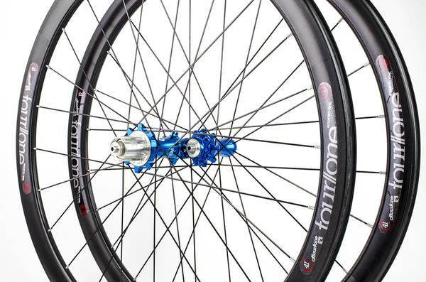 Industry Nine C41 Road Disc Tubular Wheelset