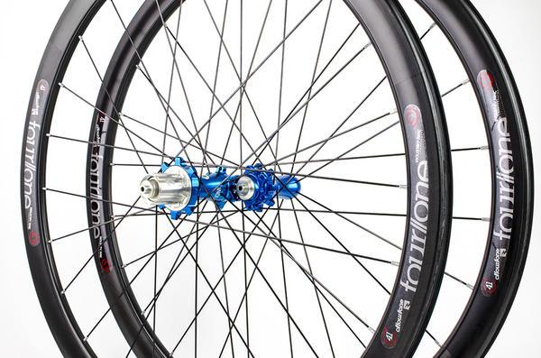 Industry Nine C41 Road Disc Tubular Wheelset