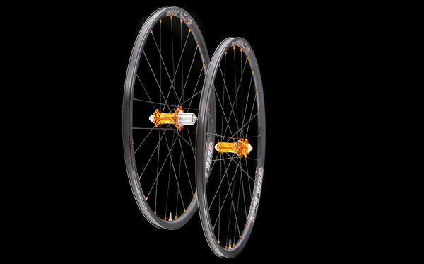 Industry Nine i25 Road Disc Clincher Wheelset