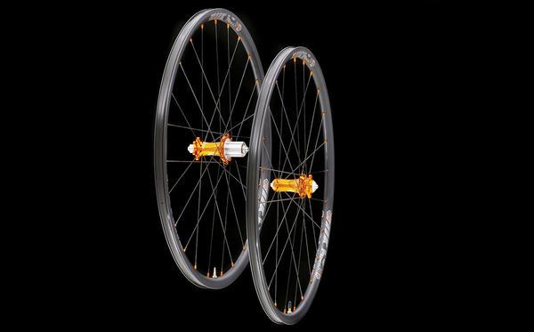 Industry Nine i25 Road Disc Tubular Wheelset