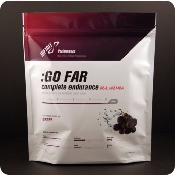 Infinit Nutrition :GO FAR For Women Flavor | Size: Grape | 18-serving