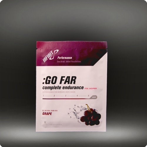Infinit Nutrition :GO FAR For Women Flavor | Size: Grape | Single Serving