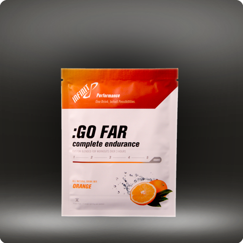 Infinit Nutrition :GO FAR Flavor: Orange