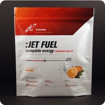 Infinit Nutrition :JET FUEL Flavor: Orange