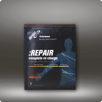 Infinit Nutrition :REPAIR Flavor | Size: Chocolate | Single Serving