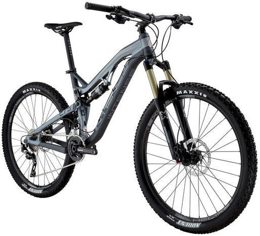 Intense Cycles Spider 275A Foundation