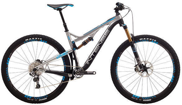 Intense Cycles Spider 29C Factory