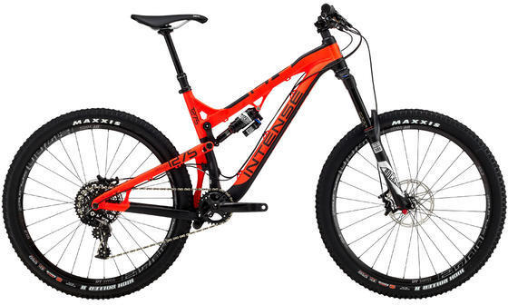 Intense Cycles Tracer 275A Pro