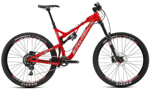 Intense Cycles Tracer 275 Alloy (Expert Build)