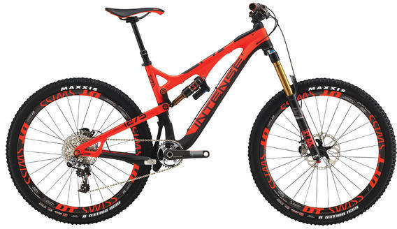 Intense Cycles Tracer T275C Factory