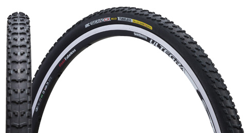 IRC Serac CX Mud Tubeless 700c Tire Color: Black