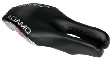 ISM Adamo Peak Saddle Color: Black