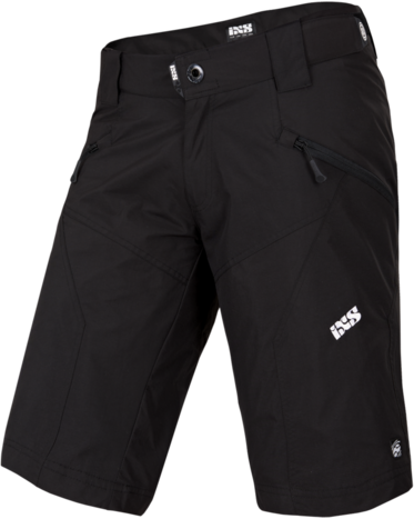 iXS Asper 6.1 Shorts Color: Black