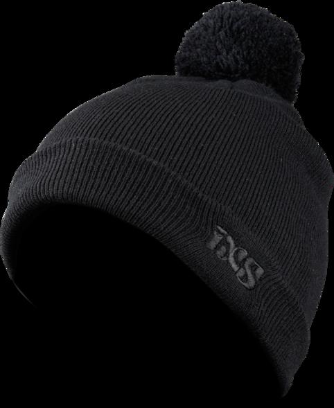 iXS Basic Beanie Black