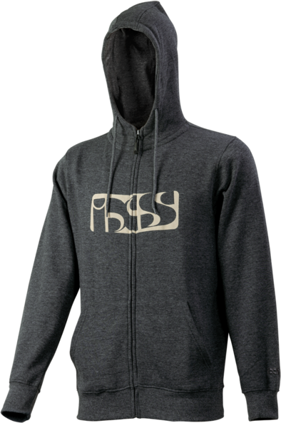 iXS Brand Hoody 6.1 Color: Black