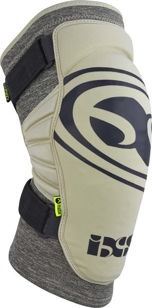 iXS Carve Evo+ Kids Knee Guard Color: Camel