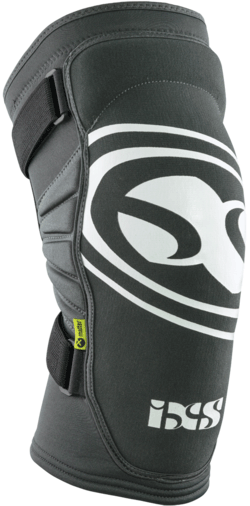 iXS Carve EVO Kids Knee Guard Color: Grey