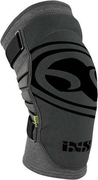 iXS Carve Evo+ Knee Pads Color: Grey