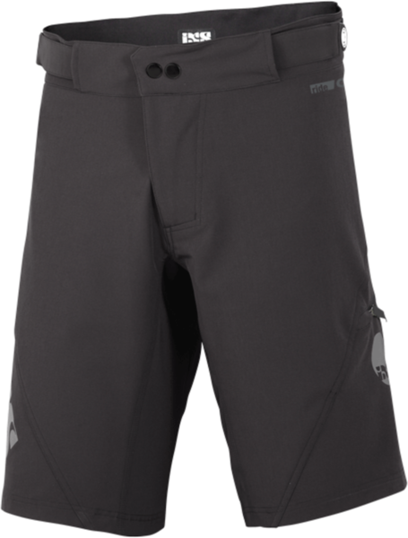 iXS Carve Shorts Color: Black