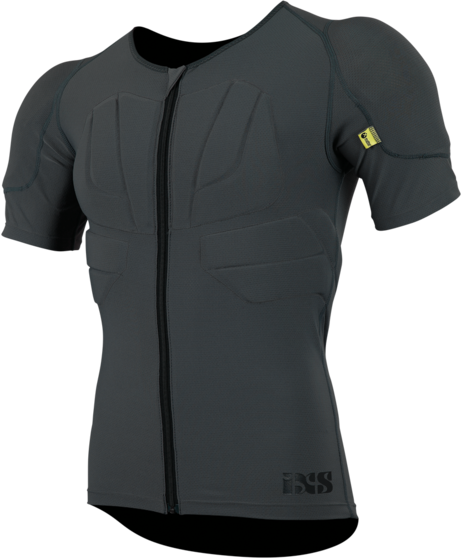 iXS Carve Upper Body Protective Color: Grey