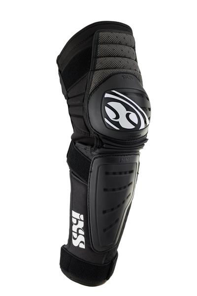 iXS Cleaver Knee/Shin Guards Color: Black