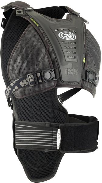iXS Cleaver Vest Color: Black