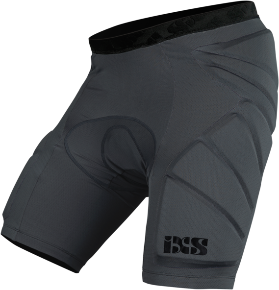 iXS Hack Lower Body Protective (Kids) Color: Grey