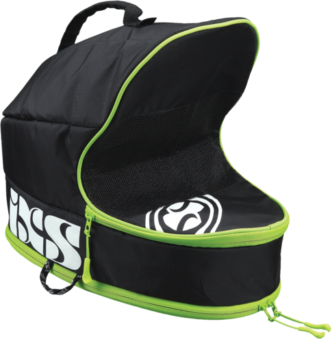 iXS Helmet Bag Full Face Color: Black